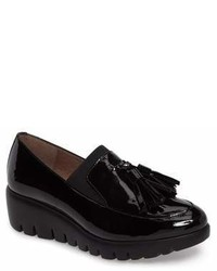 Wonders Talla Loafer Wedge