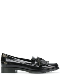 Tassel fringe loafers medium 6870472
