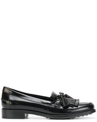 Tassel fringe loafers medium 6870472