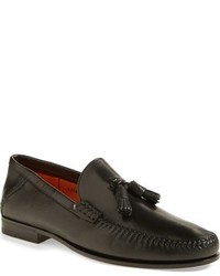 Santoni Warner Tassel Loafer