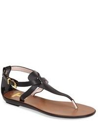 Ted Baker London Alzase Leather Thong Sandal
