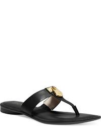 MICHAEL Michael Kors Michl Michl Kors Hamilton Flat Thong Sandals