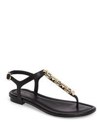 29a4d7db775 Michl Michl Kors Holly Leather Thong Sandal Out of stock · MICHAEL Michael  Kors Michl Michl Kors Mahari T Strap Sandal