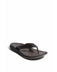 OluKai Paniolo Thong Sandal