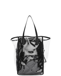 Moncler Genius 2 Moncler 1952 Transparent And Black Tote