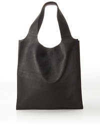 21men 21 Faux Leather Tote Bag