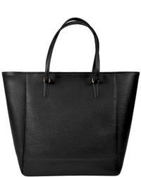 Royce Leather 24 Hour Executive Tote Bag In Saffiano Leather