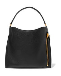 Tom Ford Alix Medium Textured Leather Tote