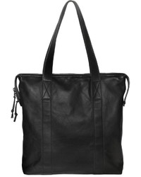 AllSaints Kanji Washed Leather Tote Bag