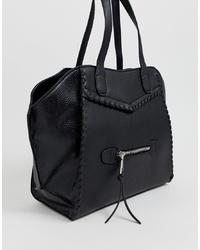 BCBGeneration Aubrey Stitch Tote Bag