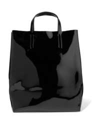 Acne Studios Baker Patent Leather Tote