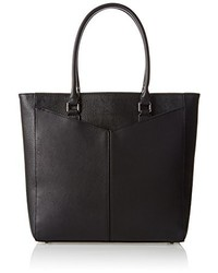 BCBGMAXAZRIA Bcbg Nappa Leather With Faux Tejus Travel Tote