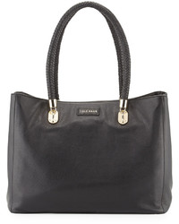 Cole Haan Benson Leather Tote Black