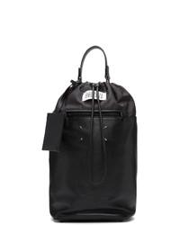 Maison Margiela Black 5ac Messenger Bag