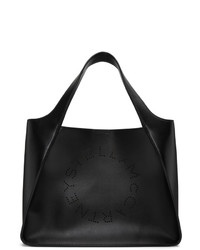 Stella McCartney Black Logo Tote