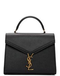 Saint Laurent Black Medium Cassandra Bag