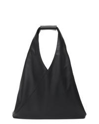 MM6 MAISON MARGIELA Black New Triangle Tote