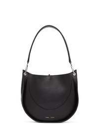 Proenza Schouler Black Small Hobo Bag
