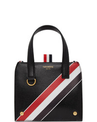 Thom Browne Black Small Mrs Thom Tote