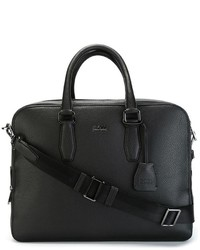 Hugo Boss Boss Embossed Logo Tote Bag