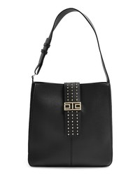Topshop Brandy Faux Leather Hobo