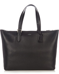Smythson Burlington Leather Tote Bag