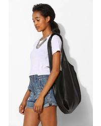Baggu Extra Large Leather Shopper Bag