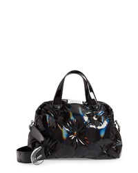 Maison Margiela Glam Slam Faux Leather Satchel