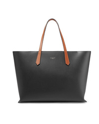 Givenchy Gv Two Tone Leather Tote