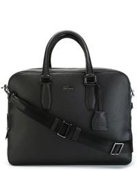 Hugo Boss Boss Embossed Logo Tote Bag