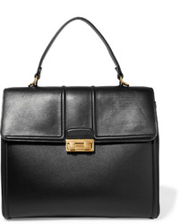 Lanvin Jiji Medium Leather Tote One Size