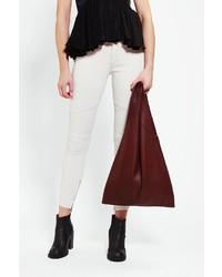Baggu Leather Per Tote Bag