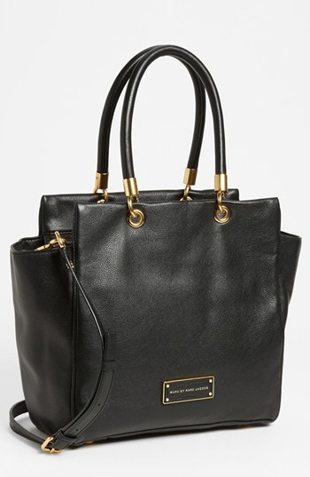 Leather Tote Bags Marc By Jacobs Too Hot To Handle Bentley