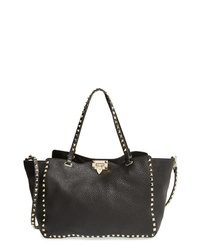 Valentino Medium Leather Tote