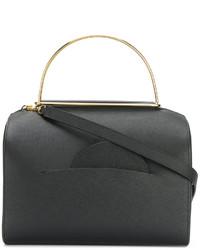 Roksanda Metal Handle Tote Bag