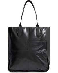 Hobo Nahla Leather Tote Brown