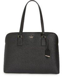 Kate Spade New York Cameron Street Marybeth Leather Tote Black