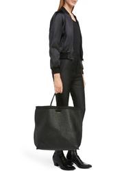 Saint Laurent Patti Calfskin Leather Tote