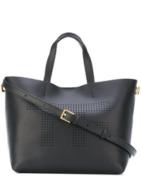 Tom Ford Perforated Branded Tote