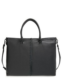 3 1 Phillip Lim The Pashli Large Shark Effect Leather