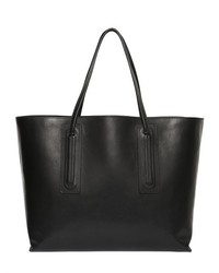 Rick Owens Large Horse Leather Tote Bag