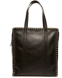 Valentino Rockstud Untitled 12 Leather Tote