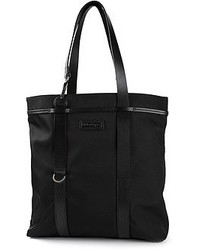 Salvatore Ferragamo Leather Detail Classic Tote