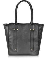 See by Chloe See By Chlo Daisie Black Leather Large Tote Bag