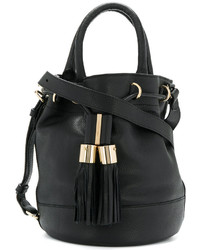 See by Chloe See By Chlo Tassel Duffle Tote Bag