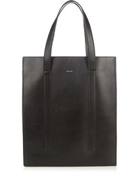 Paul Smith Shoes Accessories Leather Tote