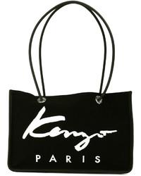 fe267bc2208 Women's Black Tote Bags by Kenzo | Women's Fashion