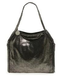 Small falabella faux leather tote medium 518404