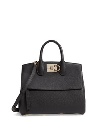 Salvatore Ferragamo Small The Leather Bag