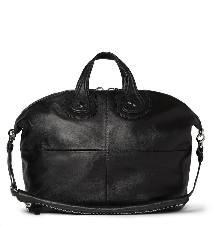 Givenchy Star Embossed Leather
